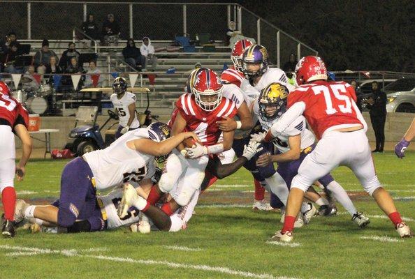 tackle