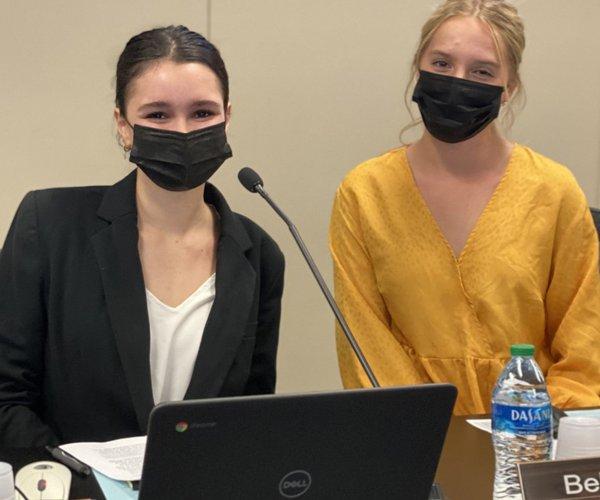 TUSD student represenatives