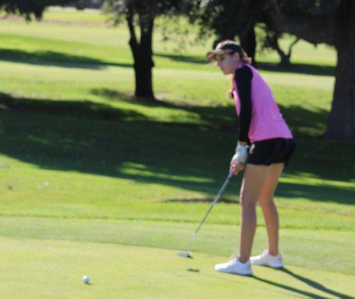 Turlock girls golf