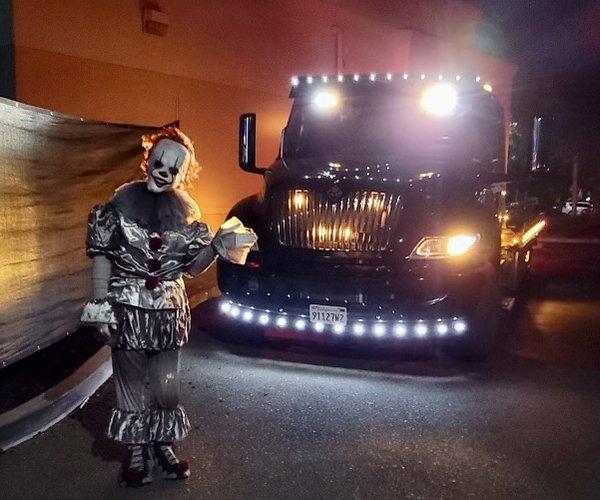 Cen Cal Car Wash Halloween