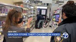 sf shoplift